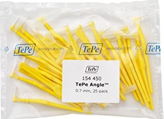 TePe Interdental Angle Yellow Surgery 25 Pack by TePe