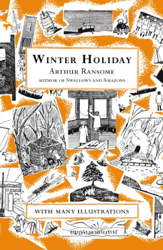 Winter Holiday (Swallows And Amazons Book 4) (English Edition)