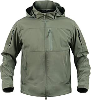 ChangNanJun Military Softshell Tactical Jacket Army Clothing 6 Color