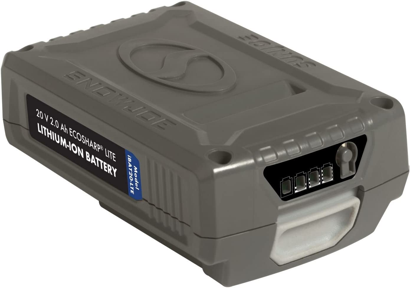 Snow Joe Product + Sun Max 64% OFF iBAT20-LTE Battery LITE Lithium-Ion EcoSharp