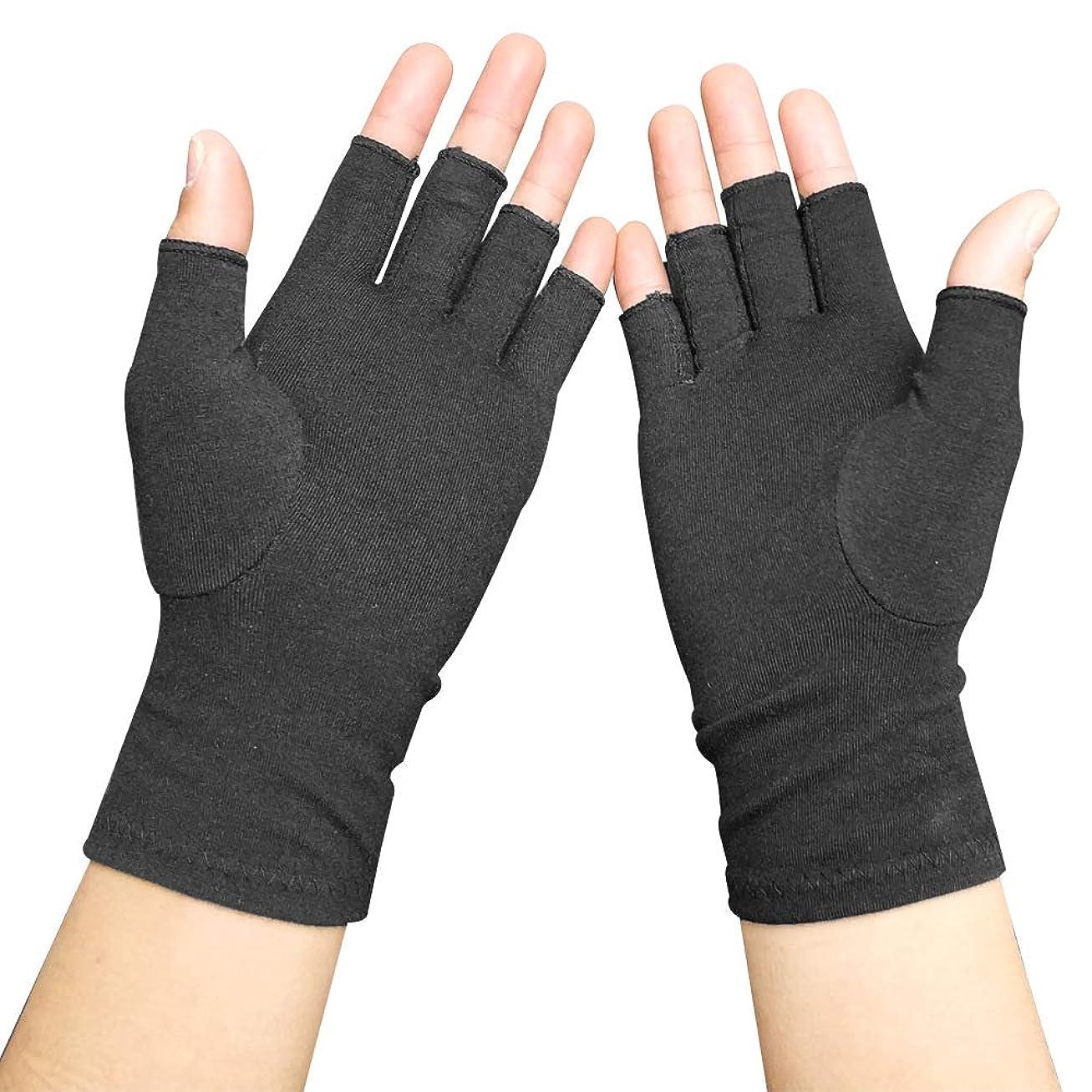 与える主にこどもの宮殿圧縮手袋関節炎の手袋は日常業務のためのリウマチRSI手根管からの痛みを和らげる,S