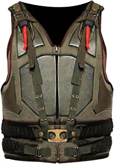 The Dark Knight Rises 2012 Tom Hardy's Bane Synthetic Leather Vest