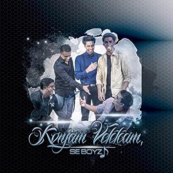 Konjam Vekkam (feat. Thars LM)
