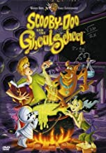 SCOOBY-DOO AND THE GHOUL SCHOOL (DVD
