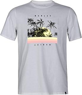 Hurley Boys Palm Retro tee S/S Camiseta Niños