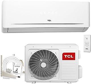 TCL Split de Aire Acondicionado KA 12000BTU Inverter Split Dispositivo 4m con Soporte, de 15Grados, Oro, a + +, 1Pieza, AT de 1017493530