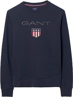 GANT Men's Shield Sweatshirt, Blue