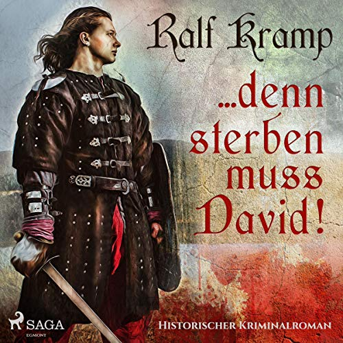 ...denn sterben muss David! audiobook cover art