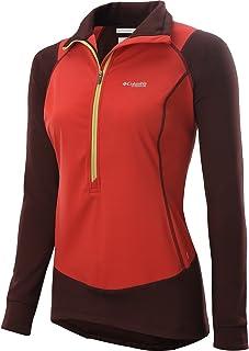 Columbia Women's Windefend 1/2 Zip Long Sleeve Shirt