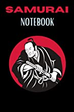 Samurai Notebook: Blank Lined Journal Perfect Gift for Samurai Warrior Kids, Students, and Warrior Japanese Lover.