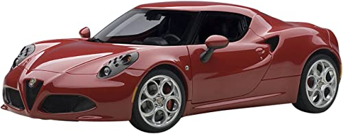 la calidad primero los consumidores primero Alfa Romeo 4C Alfa rojo 1 18por Autoart 70189 70189 70189  centro comercial de moda