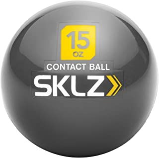 SKLZ Contact Ball Weighted Baseball Training Ball, Instantly Shows When Hitters Make Solid Contact