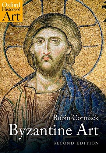 Byzantine Art (Oxford History of Art) (English Edition)