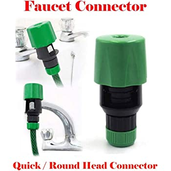 Garden Patio Universal Tap Connector For Most Of Taps With Square End Garden Hose Pipe Joiner Kisetsu System Co Jp