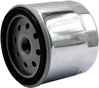 Road Passion Filtro de aceite para DUCATI MONSTER 620 MATRIX 618 2004 MONSTER 620S 620 2002-2003 Silver