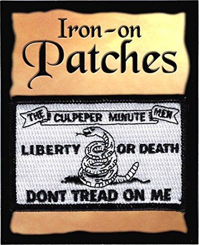 The Culpeper Patch parche