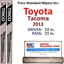 Best 2013 tacoma windshield wipers Reviews