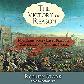 The Victory of Reason audiobook cover art