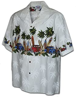 Pacific Legend Boys Woodie Surfboard Shirt