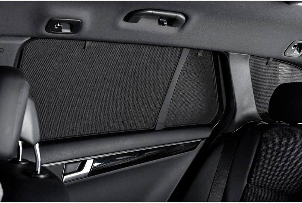 Car Shades MIN-ONE-3-A Juego Compatible con Mini One/Cooper R50/R53 3-Puertas 2001-2007