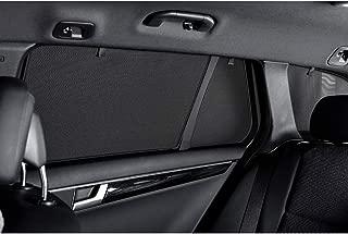 Giulietta Manual Vehicle Specific Car Mat Set in Black Carpet with Black Edge Trim Colour 2010-2013 X142:CT55 4 Piece Alfa Romeo Car Van Truck Brand Name