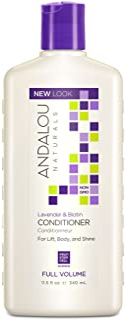 Andalou Naturals Lavender & Biotin Full Volume Conditioner, 11.5 Ounce