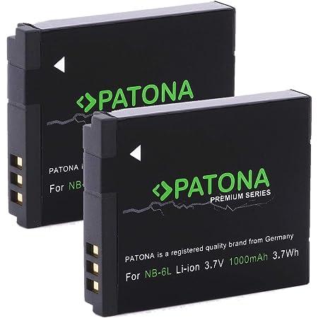 Powerextra 2 X Nb 6l Ersatz Akku Und Elektronik