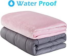 Roomate Weighted Blanket (Pink, 60''80''- 20LB)