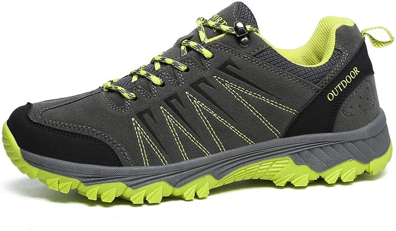 Dsx Hiking skor Män som som som klättrar på skor Vattentäta utomhus Treking skor Unisex Mountain skor, vandrande skor, 7UK  på billigt