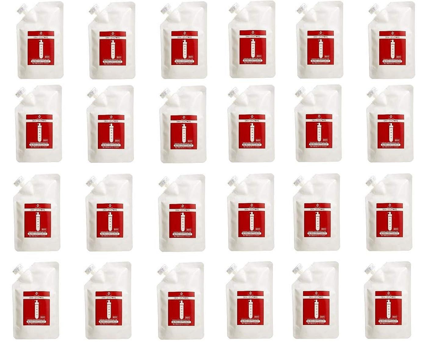 はげオーナメント過度に【24個セット】 マーガレット ジョセフィン ダメージケアエッセンス 詰替え用 120ml