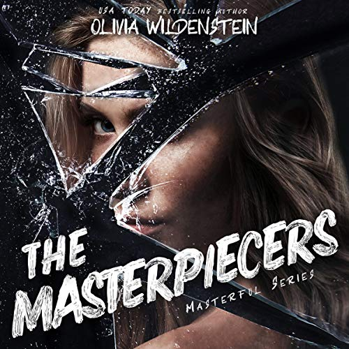 The Masterpiecers audiobook cover art