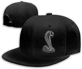 512335ab25f511 Shelby Cobra Hip Hop Baseball Cap - Flat Trucker Hats for Mens&Womens
