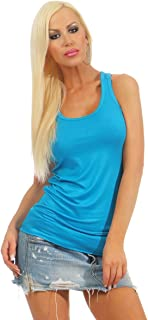 5583Fashion 4YOUNG Top Slim Fit Vest Basic Top Women's Tank Top Women's Top