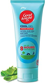 Goodknight Mosquito Repellent Cool Gel with Natural Aloe Vera (50g)