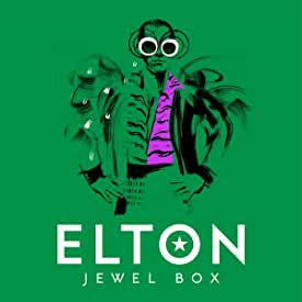 Elton: Jewel Box arrives on CD and Vinyl LP November 13th from Universal Music