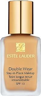 Estée Lauder Double Wear Stay-in-Place Foundation Makeup SPF10 1W1 Bone