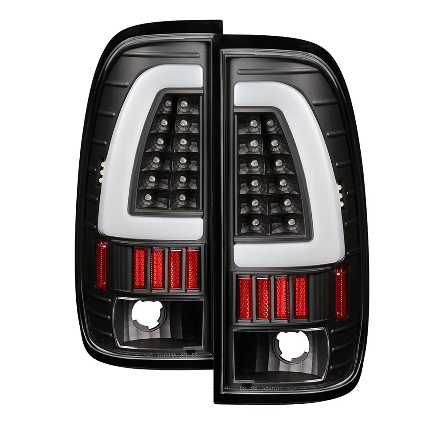 Xtune ALT-ON-FF15097-LBLED-BK Tail Light wbhrsmbqeta166