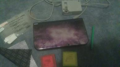 Nintendo New 3DS XL - Galaxy Style (with AC Adapter)