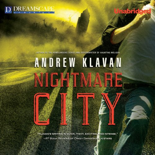 Nightmare City audiobook cover art