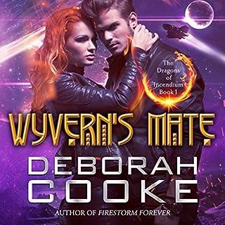 Wyvern's Mate audiobook cover art