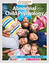 MindTap Psychology, 1 term (6 months) Printed Access Card for Mash/Wolfe's Abnormal Child Psychology