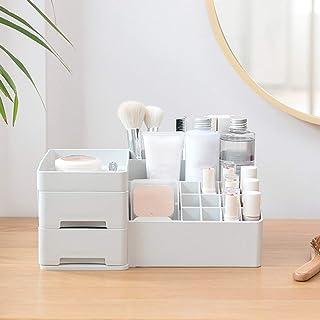 Make-updoos met lade Cosmetische opbergorganizer, multifunctionele desktoporganisator - Lippenstifthouder, gebruikt in oog...