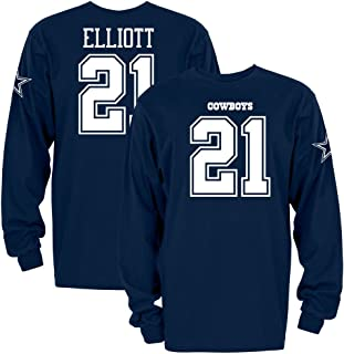 official photos d36eb 0472c Amazon.com: elliott cowboys jersey - Fan Shop: Sports & Outdoors