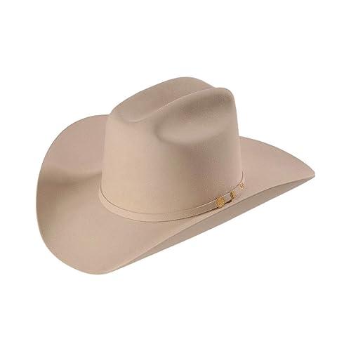 c4bb49044 Western Fur Felt Hats: Amazon.com