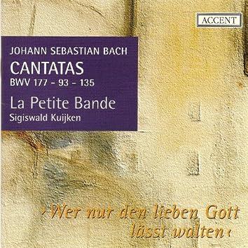 Bach, J.S.: Cantatas, Vol.  2  - Bwv 93, 135, 177