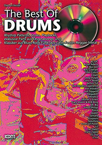The Best of Drums (Buch & CD)