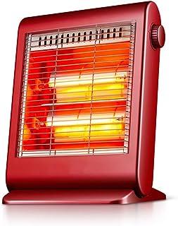 Radiador eléctrico MAHZONG Silencio de Ahorro de energía del pequeño Calentador eléctrico del hogar del Calentador de la Fibra de Carbono 600W
