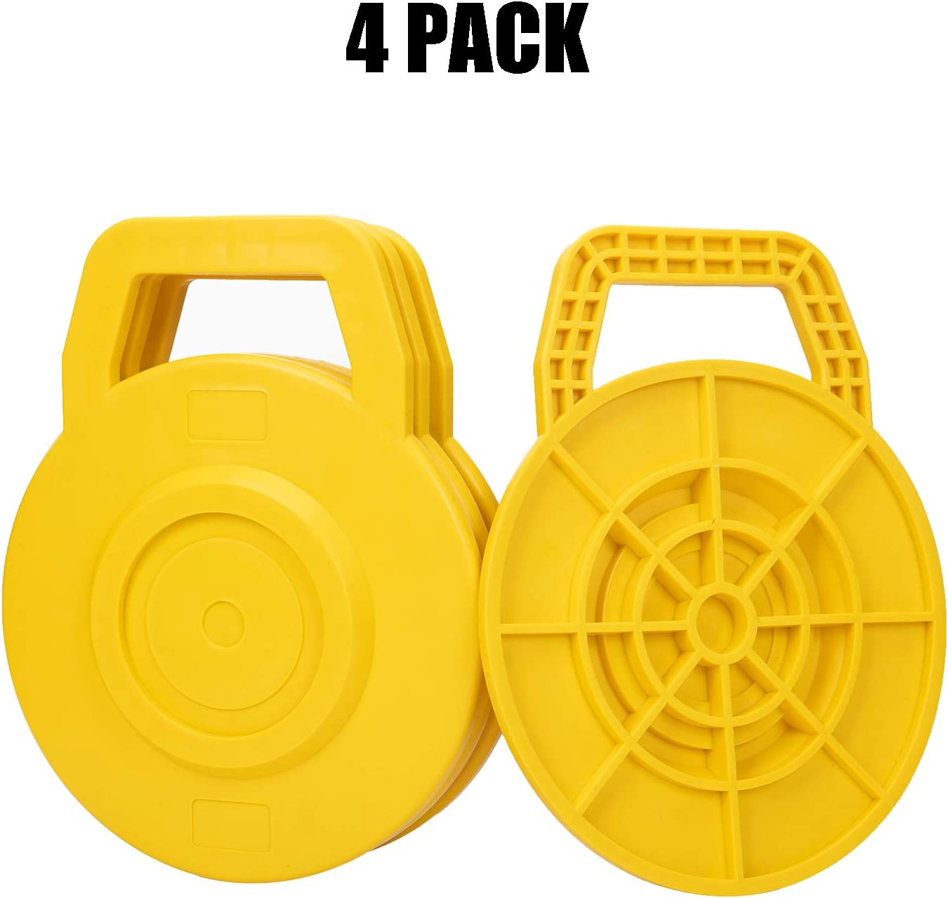 Homeon Wheels Stabilizing Jack Pads Block RV Leveling Camper for wholesale Houston Mall
