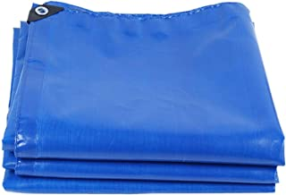 High Density Woven Polyethylene And Double Laminate - 180 G/m2, Blue - 100% Waterproof And UV Resistant