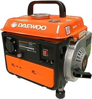 comprar comparacion Daewoo GDAA980 - Generador de gasolina (63 cc, 720 W)